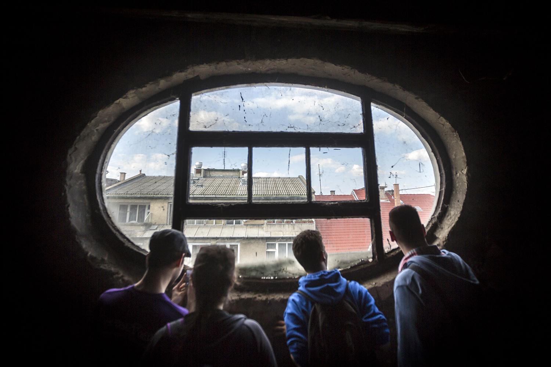 Budapest100: Ablak a Bartókra